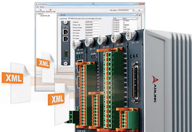Easy recognition across EtherCAT systems
